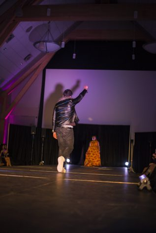 Black Student Union celebrates blackness in annual fashion show