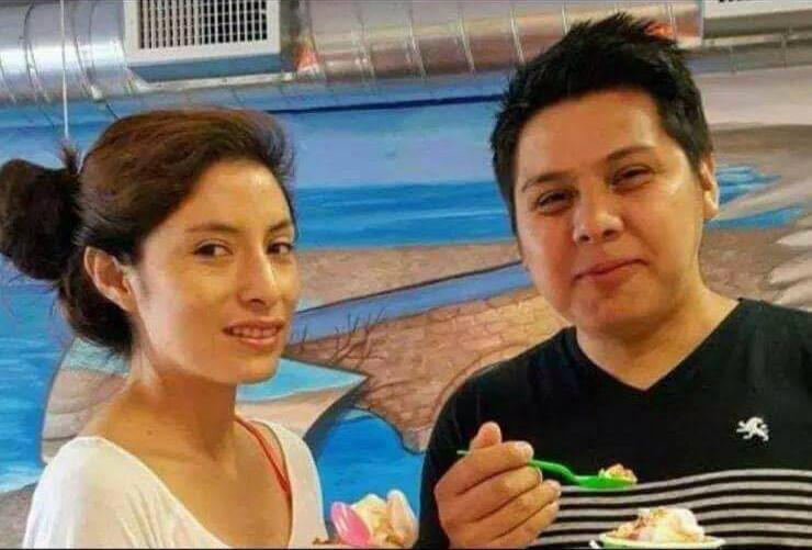 Zully+Palacios+%28left%29+and+Enrique+Balcazar+%28right%29+are+pictured.+They%2C+along+with+Alex+Carillo-Sanchez%2C+were+arrested+by+ICE+last+week.