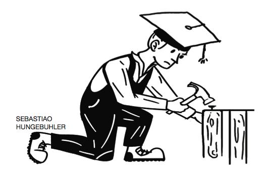 Pondering over the post-grad job market
