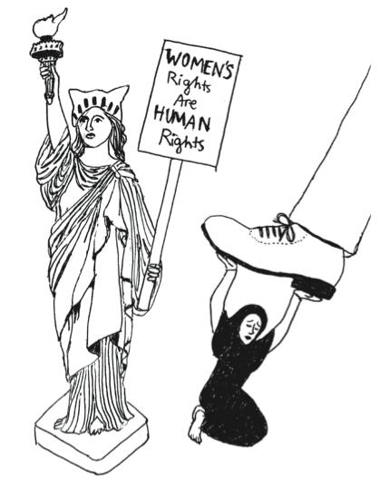 Western feminism has it wrong