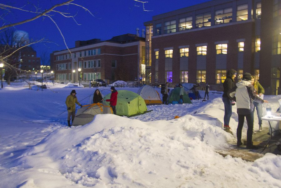 Sleep Out raises homeless awareness