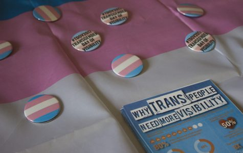 Day of visibility shines light on trans issues