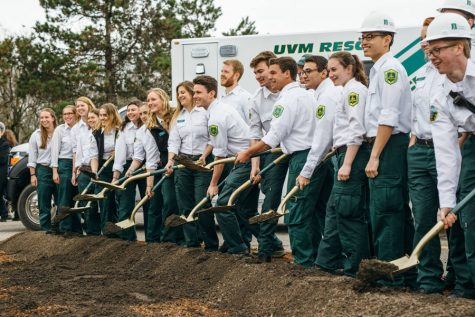 UVM Rescue breaks ground for new facility