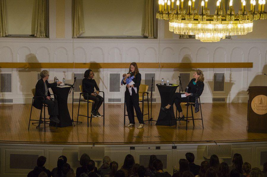 UVM+hosts+feminist+leaders