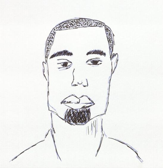 Kanye West. EVA BARTELS . B-Side.