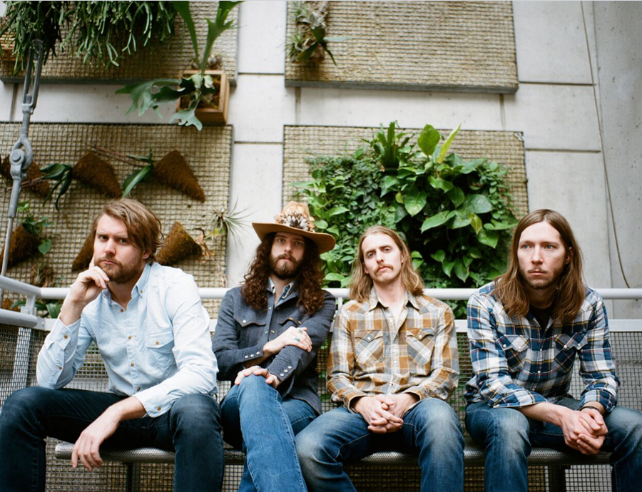 The Sheepdogs. VANESSA HEINS.