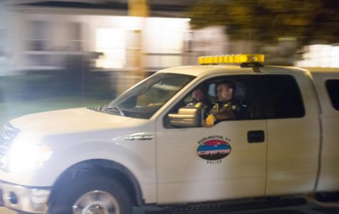 Funded by UVM, Burlington police patrol extra hours for off-campus parties