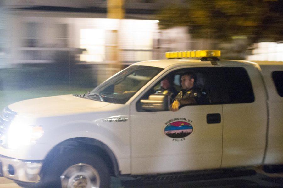 Burlington man arrested for murder