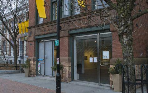 UVM grad displays his artwork downtown