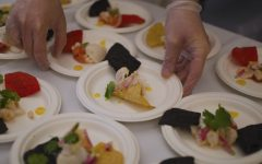 Campus chefs battle to support food shelf