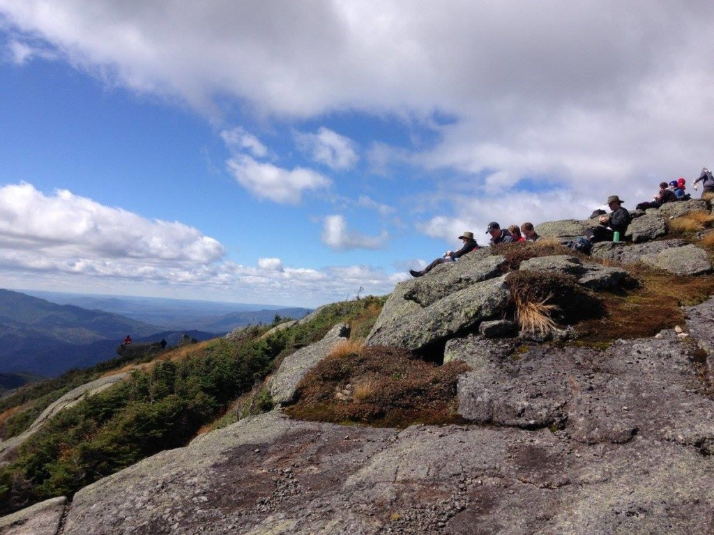 Algonquin Peak, Adirondack Park, NY.