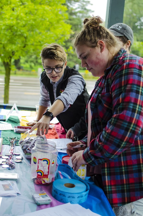 Barbecue event welcomes the LGBTQA community