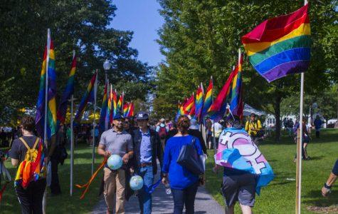 Burlington boasts pride in rainbow parade