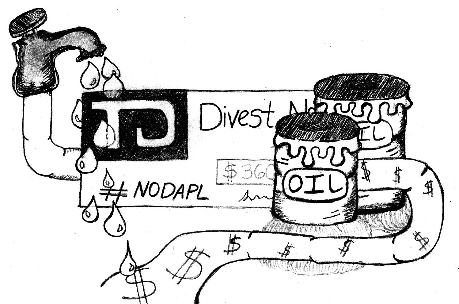 Why the University has a moral obligation to divest from TD bank