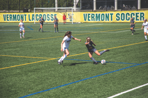 Women's soccer defeats Brown in overtime
