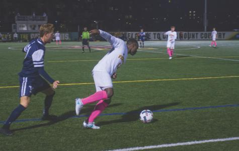 Men's soccer beats Yale in second shutout of season