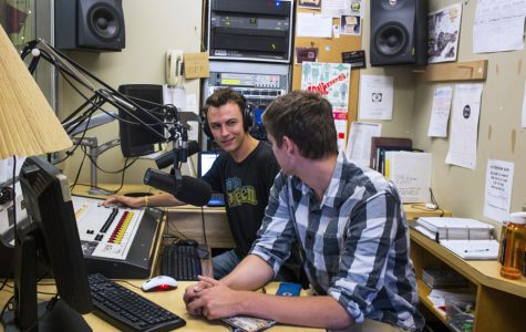 Radio station opens doors to potential DJs