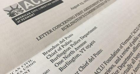 ACLU warns Burlington police