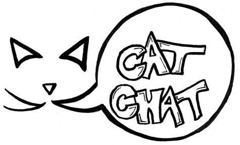 Cat Chat – Ghosts