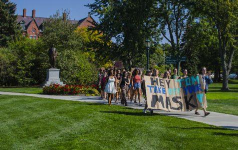 Sullivan responds to diversity protest