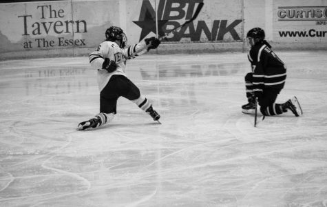 Women's hockey pulls ahead of Union