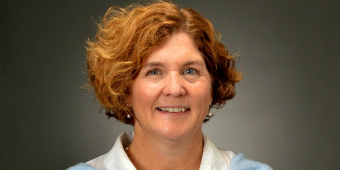 Barbara Rouleau, Clinical Assistant Professor, passed away Nov. 30.  Photo courtesy of UVM