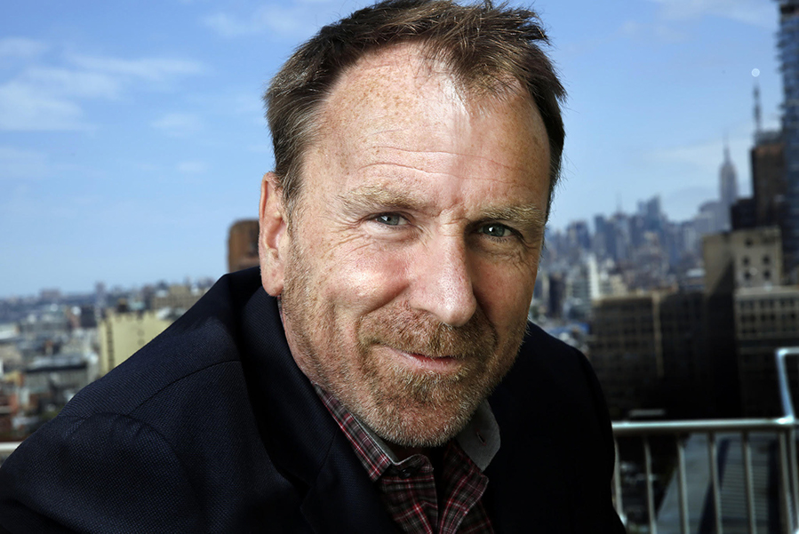 New York comedian Colin Quinn. Quinn, known for his work on Saturday Night Live, will perform at Higher Ground Dec. 2.