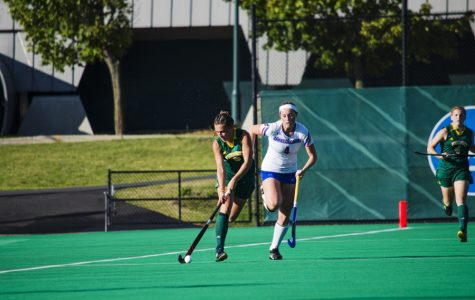 Field hockey ends with defeat