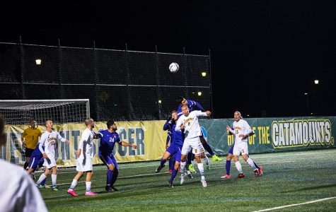 Men's soccer season comes to end in semis