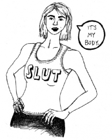 "Reclaiming the word ""slut"" to end shaming"