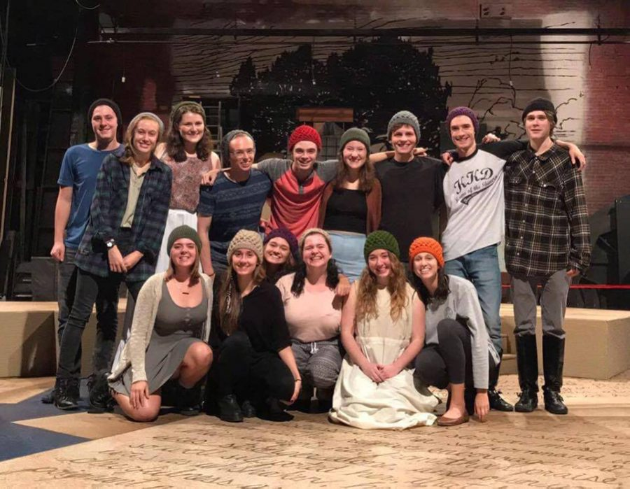 The+cast+and+managers+of+the+new+theater+production.+Clockwise+from+top+left%3A+Nick+Turner%2C+McKenna+Black%2C+Katelyn+Paddock%2C+Caleb+Chew%2C+Thomas+Brayton%2C+Julia+Sioss%2C+Ray+Gillies%2C+Christian+DeKett%2C+Sean+German%2C+Rachel+Samuels%2C+Dani+Knight%2C+Anna+Cataldo%2C+Carolyne+Sandoval+and+Amanda+Tramposch.+