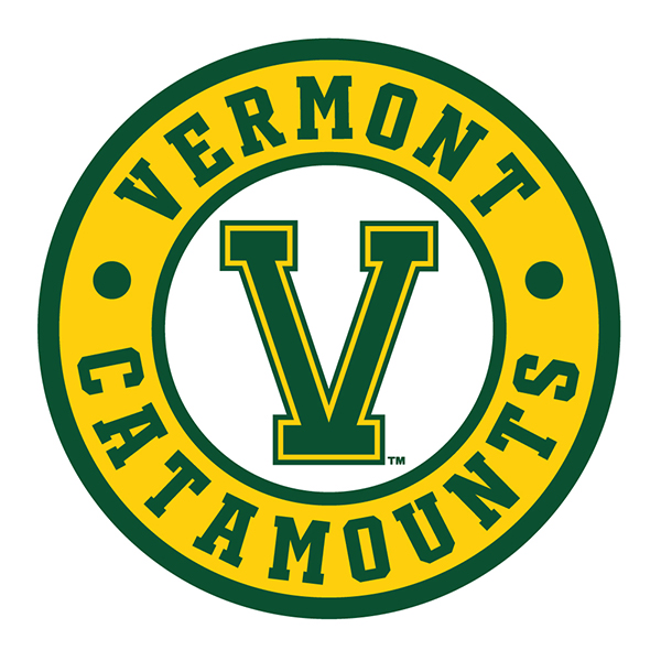 The club hockey logo was redesigned in order to comply with UVM licensing. Sophomore club hockey president Andrew Ehler wants to change from the current logo back to the old logo, which is now only used for varsity sports only.