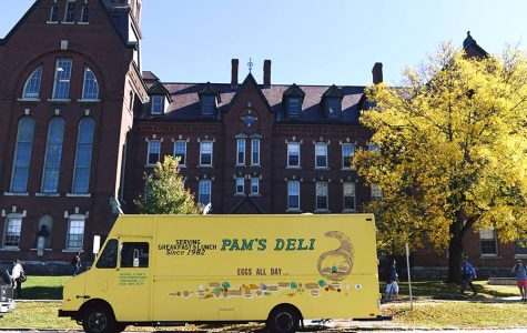 Pam's Deli wraps it up at UVM