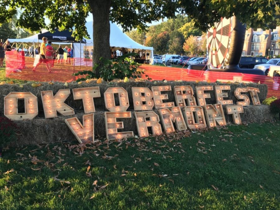 Slurred Words and Spatzle: Oktoberfest Vermont 2017