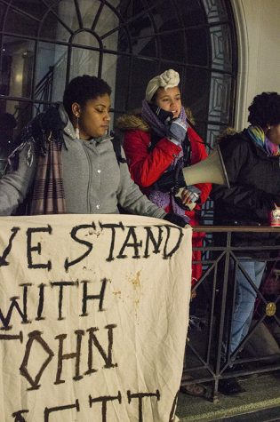 Employee on racial justice hunger strike says too sick for interview