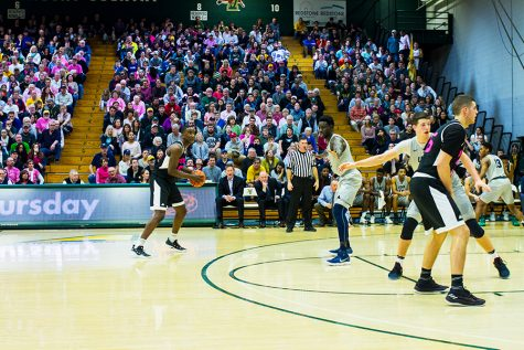 Men's basketball heads to America East championship