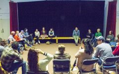 Theatre students reflect on diversity