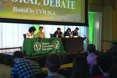Mayoral hopefuls face off at debate