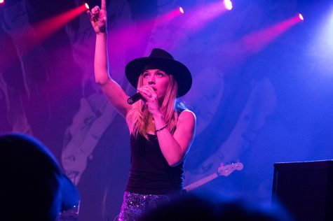 ZZ Ward performs at Higher Ground Feb. 18.