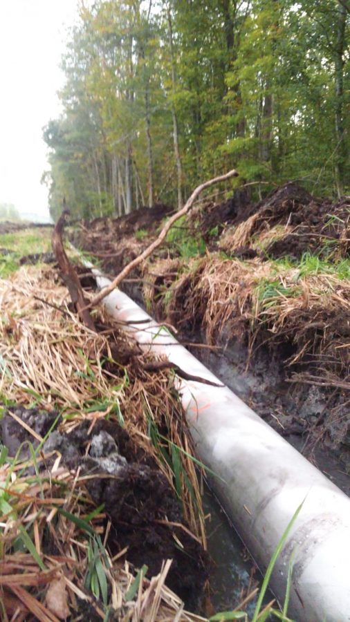 State regulators investigate natural gas pipeline