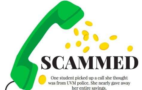 Scammers target UVM students