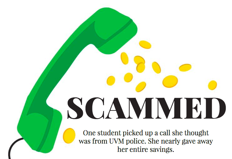 Scammers+target+UVM+students