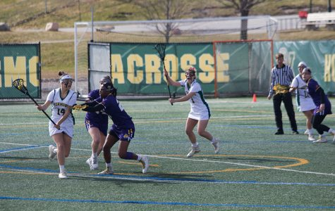 Women's lacrosse falls to Albany