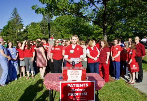Nurses vote to strike