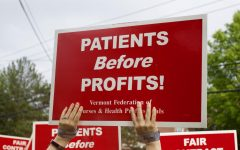 Nurses to picket UVMMC budget hearing