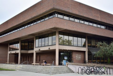 Proposal to remove Guy Bailey's name from library open to public comment