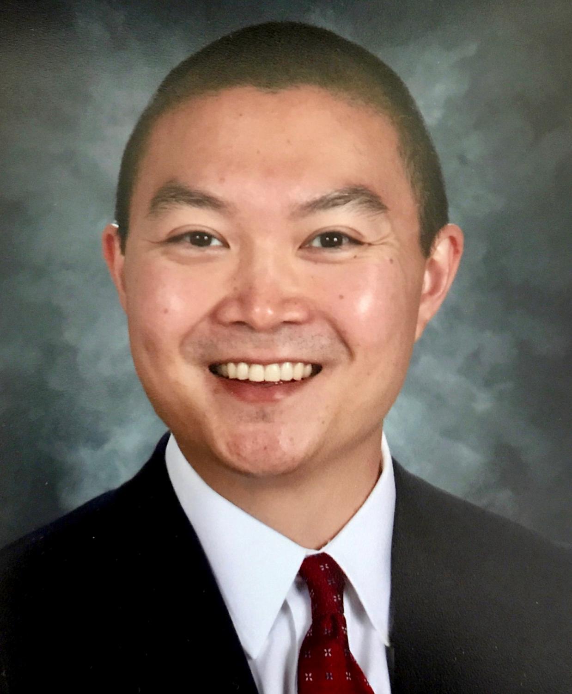 Paul Yoon, senior advisor for diversity assessment and research.