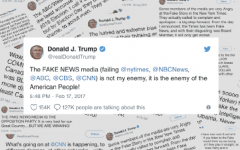 President fuels media distrust