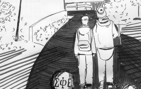 Fraternity life & rape culture
