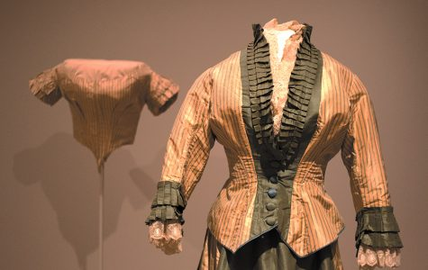 Student-curated exhibit and Victorian fashion now on view at Fleming